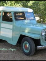 Jim Burden's 1951 Willys Station Wagon