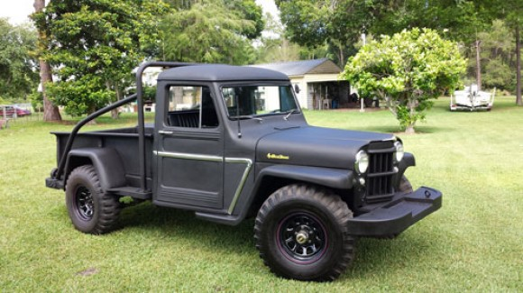 Kaiser Willys Jeep of the Week: 127