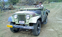 Dave Thorne - 1965 CJ-5