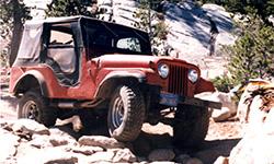 Doug Garcia - 1967 CJ-5