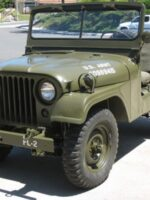 Peter Rosenthal's 1953 Willys M38A1
