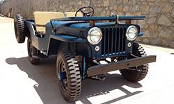 Gurhan Huroglu - 1951 Willys CJ-3A