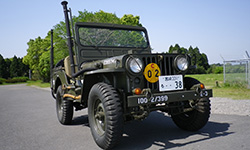 Itsuro Shirasaka - 1952 Willys M38