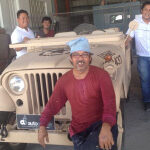 Romeo Dilig - Jeep Collector