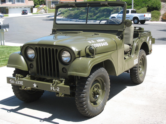 Willys m38a1 a brief history on 1955 willys jeep wiring diagram 1955 Porsche Wiring Diagram Willys MB Wiring-Diagram