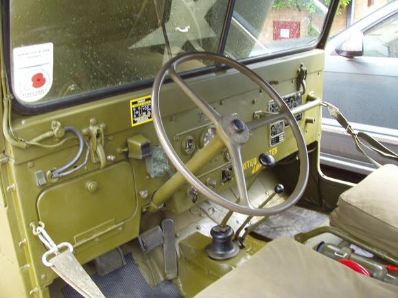 Robert Aran's 1959 Willys M38A1