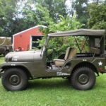 Willys M38A1 – A Brief History