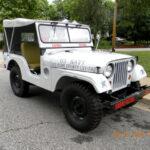 Peter Butchart's 1953 M38A1 Shore Patrol Jeep