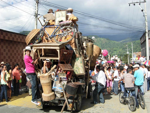 Yipao 2008 in Calarca, Quindio
