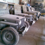 Romeo's Willys Jeep Collection