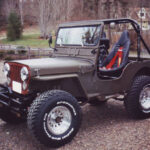 The Bonding Ability of Willys Jeeps