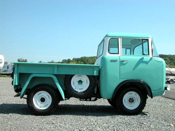 Dave Brudy's 1957 Willys FC-150