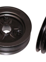 Double Groove Crankshaft Pulley