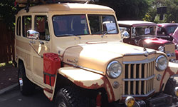 Kevin Diewold's 1952 Willys-Station Wagon