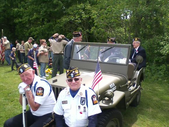 Steven Lehnen's 1945 Willys MB