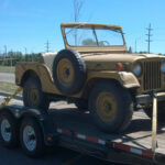 The Start of a Great Willys M38A1 Restoration Project