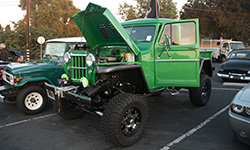 Ralph Black's 1957 Willys Truck