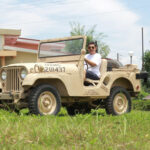 Kaiser Willys Jeep of the Week: 155