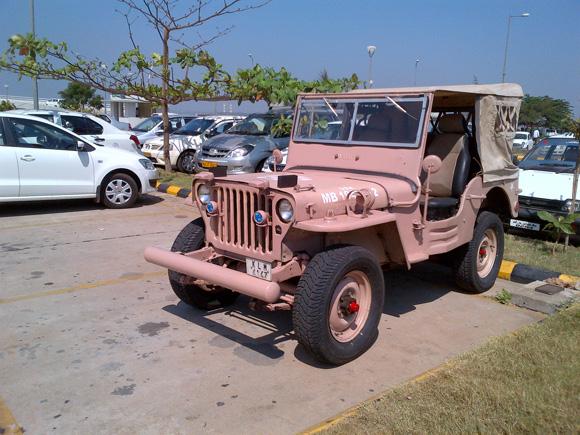 Bino Jos' 1942 Willys MB