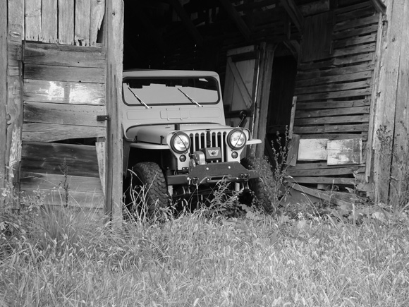 Bob Moledor's 1952 Willys M38
