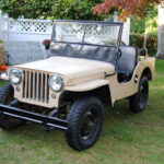 "My Willys CJ-2A ""Hunk-a-Junk"""