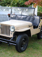 Mike La Shier's 1946 Willys CJ-2A