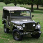 My Willys M38A1 – A Very Special Mothers Day Present