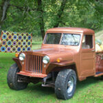Kaiser Willys Jeep of the Week: 160