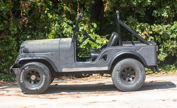 Tyson Boheler's 1965 CJ-5