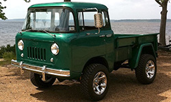 Greg Randolph - 1960 Willys FC-150