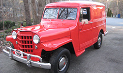 Henry Needle - Willys Sedan Delivery
