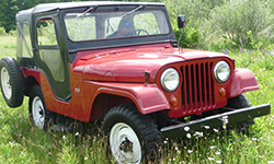 Jim McCabe - 1964 CJ-5