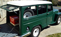 Michael Kautzman - 1951 Willys Station Wagon