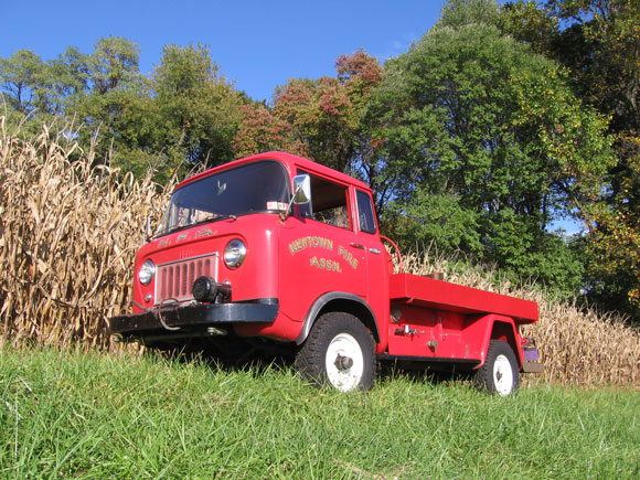 Eric Pannepacker's 1961 Willys FC-170