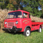 The Newtown Willys FC-170 Fire Truck