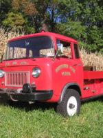 Eric Pannepacker's 1961 Willys FC-170