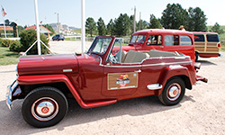 Richard Watkins - 1949 Willys Jeepster