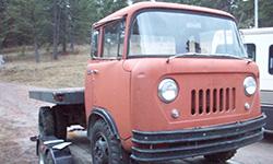 Robert Starr - 1961 FC-170
