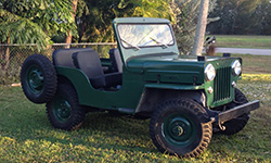 Scott Allen - Willys CJ-3B