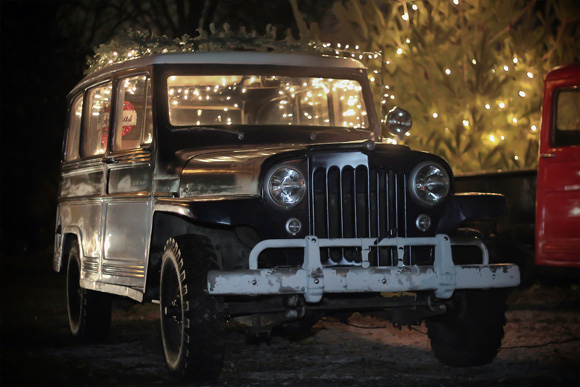 Matt Freeman's Willys Station Wagon