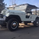 Kaiser Willys Jeep of the Week: 157