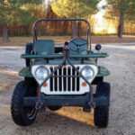 Nothing Can Replace My Willys CJ-2A Jeep