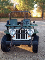 Ron Eubanks' 1946 Willys CJ-2A