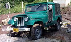 Carlos Rodriguez - 1964 CJ-6