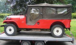 Christoph Buescher - 1967 CJ-6