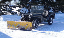 Ralph Bullock - 1949 Willys CJ-2A
