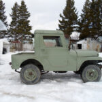 Kaiser Willys Jeep of the Week: 166