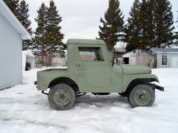 Richard Cloutier's 1970 CJ-5 Jeep