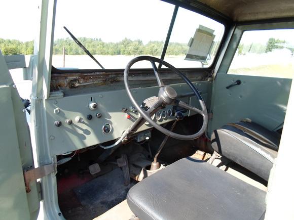 Richard Cloutier's 1970 CJ-5 Jeep