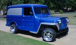 Sandy Doremus - Willys Sedan Delivery
